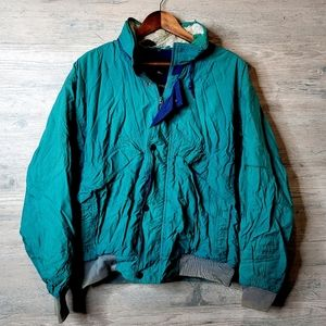 Vintage Pacific Trail Jacket. Awesome Colors! Warm